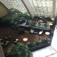 Photo taken at Hilton Bellevue by W G. on 6/9/2012