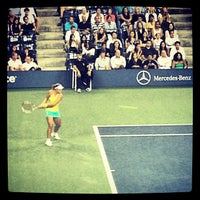 Photo taken at US Open Tennis Championships by Dens on 8/31/2012