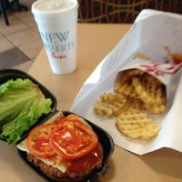 Photo taken at Chick-fil-A Richmond Avenue by chanelle f. on 5/11/2012