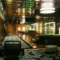Photo taken at Hilton Kuala Lumpur by Kylie L. on 3/8/2012