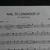 Photo taken at Longwood University by Michael S. on 8/19/2012