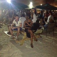 Photo taken at New York Avenue Beach Bar by Breena G. on 7/8/2012