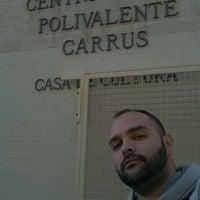 Photo taken at Polivalente de Carrús by Ruben A. on 11/15/2011