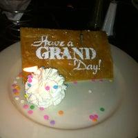 Photo taken at Grand Lux Café by Matthew P. on 5/5/2012