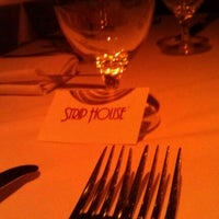 Photo taken at Strip House by em h. on 5/17/2012