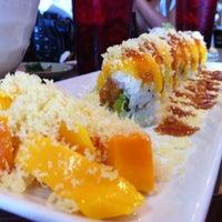 Photo taken at Ami Sushi by Carlene B. on 6/21/2012