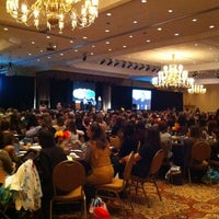 Photo taken at Blissdom by Stephanie R. on 2/25/2012