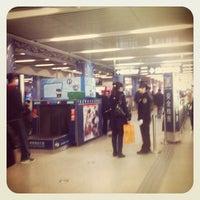 Photo taken at Subway Zhongguancun by Julien G. on 11/10/2011