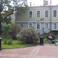 Photo taken at Филологический факультет СПбГУ by Timur C. on 5/22/2012