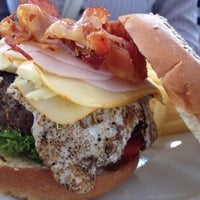 Photo taken at Boston Bakery by Lelo on 8/31/2012