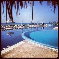 Photo taken at Live Aqua Cancún by Nan on 8/3/2012