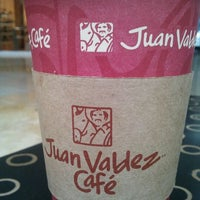 Photo taken at Juan Valdez Café by Pablo T. on 5/10/2012
