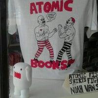 Photo taken at Atomic Books by Daniel P. on 8/4/2012