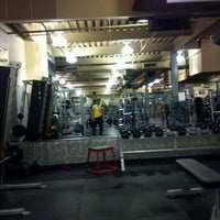 Photo taken at 24 Hour Fitness by Daniel B. on 5/10/2012