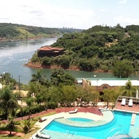 Photo taken at Amerian Portal Del Iguazu Hotel by Fernando B. on 12/27/2011