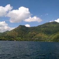 Photo taken at Danau Toba Sumatera Utara by Kustin A. on 11/17/2011