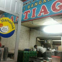 """Photo taken at Martabak Manis & Telor Special """"SANTIAGO"""" by Ikhsan H. on 11/26/2011"""