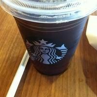 Photo taken at Starbucks by Faye O. on 10/9/2011