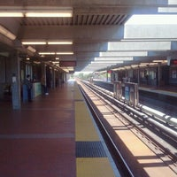 Photo taken at El Cerrito Plaza BART Station by Gabriella S. on 6/23/2012