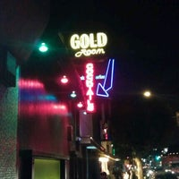 Photo taken at Gold Room by Jerome S. on 2/1/2012