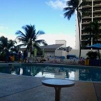 Photo taken at Aston Waikiki Beach Hotel by Sylvia V. on 9/27/2011