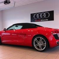 Photo taken at Audi Wilsonville by Scott M. on 10/1/2011