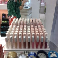 Photo taken at TINte Cosmetics by Stacy R. on 3/7/2012