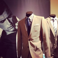 Photo taken at HUGO BOSS Store by @dezchen on 5/13/2012