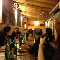 Photo taken at La Cucina In Voga by Emanuel O. on 12/16/2011