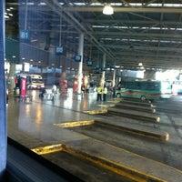 Photo taken at Terminal de Buses San Borja by Nico F. on 2/19/2012