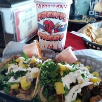 Photo taken at Torchy's Tacos by Travis M. on 2/5/2012