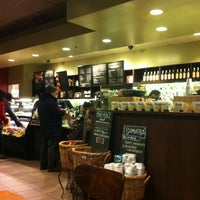 Photo taken at Starbucks by Andreas F. on 10/30/2011