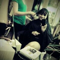Photo taken at Rogers Salon by astri k. on 5/24/2012