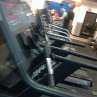 Photo taken at LA Fitness by Vic N. on 11/14/2011