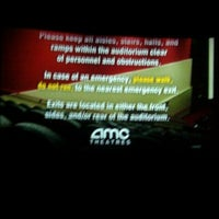 Photo taken at AMC Cherry Creek 8 by Ryan P. on 3/13/2011