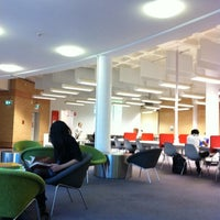 Photo taken at UTS Library by Conch D. on 4/7/2011