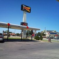 Photo taken at SONIC Drive In by Josh W. on 4/22/2012