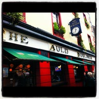 Photo taken at The Auld Dubliner by Anne F. on 7/31/2012