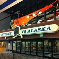 Photo taken at Anchorage International North Terminal by Yumin C. on 9/4/2011
