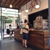 Photo taken at Gasoline Alley Coffee by Marc L. on 5/23/2012