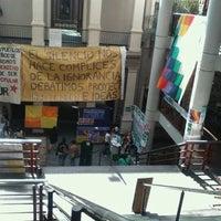 Photo taken at Facultad De Derecho - UNC by Heber R. on 11/11/2011
