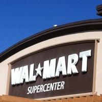 Photo taken at Walmart Supercenter by Michael J. G. on 9/3/2011