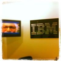 Photo taken at IBM E-Gate by Silent Foxx on 1/10/2012