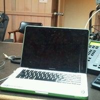 Photo taken at WMCU/WKAT/WZAB Radio by Sha'ul on 8/29/2011