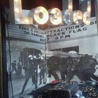 Photo taken at Loaded Rock Bar by blue v. on 1/10/2011