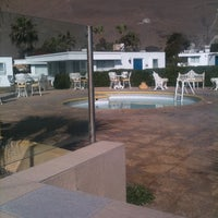 Photo taken at Hotel Arica by Pia M. on 10/22/2011