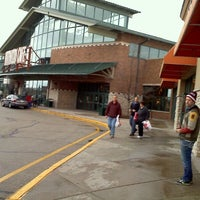 Photo taken at Fox River Mall by Nathan F. on 12/22/2011
