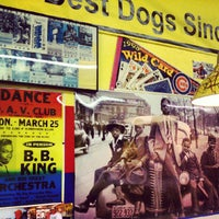 Photo taken at Mike's Chicago Hot Dogs by Atl A. on 6/2/2012
