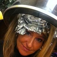 Photo taken at Hair Company Palm Harbor by Brandi H. on 6/21/2012