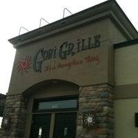 Photo taken at Gobi Grille by Meg S. on 11/26/2011